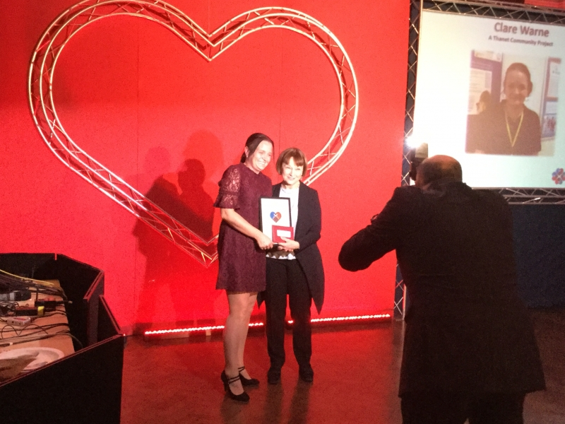 News image for - Heart of the Community Award
