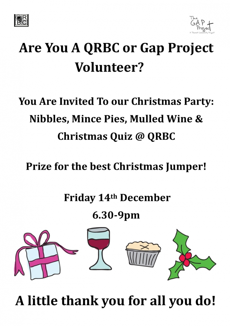 Events image for - Volunteer Christmas Party